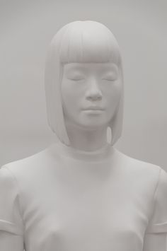 Donna Watson Art | Don Brown - Yoko I, 1999 [close-up]