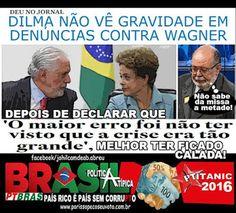 Jaques Wagner pode ferrar Dilma?