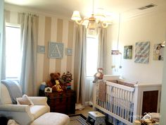 Baby Housley's nursery! Now, all we need is Baby Housley :) #StyleNetwork #TandT