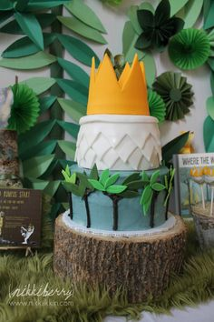 where the wild things are party idea