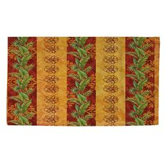 Thumbprintz Palms Pattern VII Rug