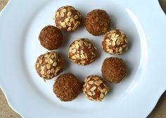 These homemade protein balls are a quick and easy way to satisfy your sweet tooth and satiate your hunger.
