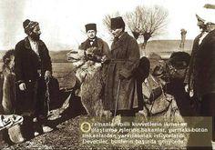 Atatürk ve Deveciler