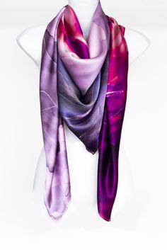 57c244f88d3 55 Best Designer Scarves images in 2019   Designer scarves, Silk ...