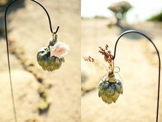 Jess Floral Inspiration Artichokes