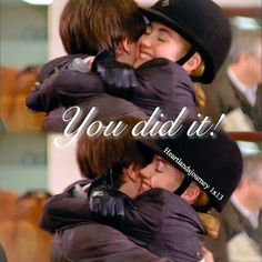 """""""You did it!"""" Ty & Amy - Season 1 Episode 13"""