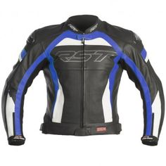 The Pro Series CPX-C jacket took it's inspiration from the 1 piece leather suit. The Jacket is fitted with the same Carbon Shoulde Sliders and Race Hump and uses RST's profile Race-Fit which makes it extremely comfortable on sports bikes.