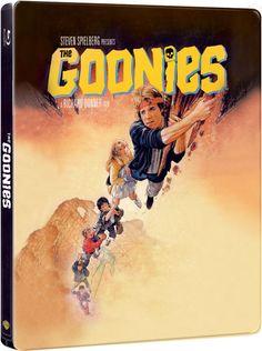 Movie Steelbooks - The Goonies Steelbook