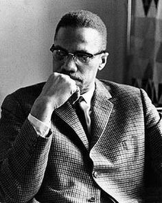 Malcolm X was a brilliant Black American intellectual activist who, in trying to draw Black people together is constantly misquoted as preaching violence. Not quite correct. I've heard the interviews. He was too clever to say anything outrightly stupid. Malcolm X, Black History Facts, Black History Month, Black Leaders, By Any Means Necessary, Black Pride, Down South, Thug Life, African American History