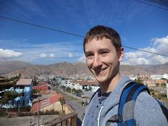 "Volunteer Peru Cusco - Andrew Crouch - 2 weeks: ""I never have done anything like this before, nor have I known anyone who has gone through a volunteer abroad organization before, so I was a little nervous before committing myself to this program. But, everything has been better than I was expecting and I have no regrets participating in this A Broader View program""."