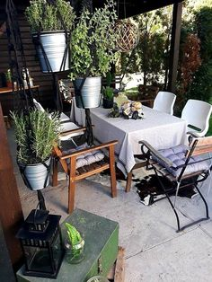 Outdoor Furniture Sets, Outdoor Decor, Patio, Home Decor, Decoration Home, Room Decor, Home Interior Design, Home Decoration, Terrace
