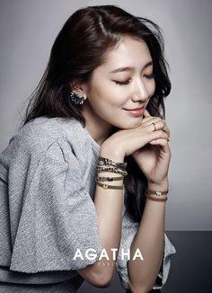 Park Shin Hye - Agatha Paris F/W 2014