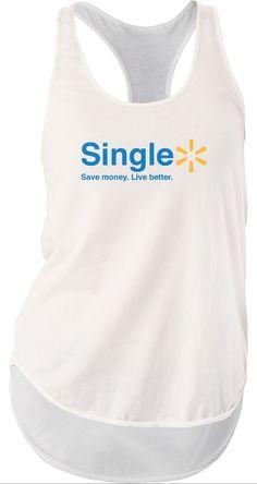 Beloved Shirts presents the Single Women's Tank