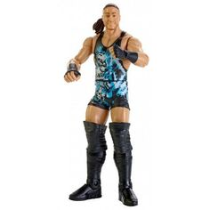 WWE Basic Rob Van Dam Action Figure, Multicolor