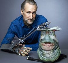"""Jim Henson's Creature Shop Challenge"" on Syfy."
