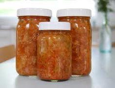 Cabbage ferm in jars artical