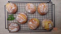 Kysnuté zemiakové žemle Baking Recipes, Bakery, Sisters, Breads, Archive, Food, Basket, Cooking Recipes, Bread Rolls