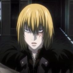 Mello (Mihael Keehl)- Death Note