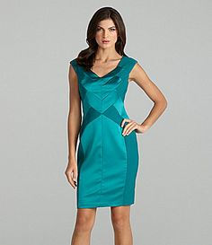 Maggy London VNeck Dress ...currently $63.20