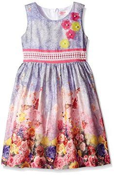 Sunny Fashion Little Girls Dress Tank Rose Garden Flower ... https://smile.amazon.com/dp/B00YBQ3RO0/ref=cm_sw_r_pi_dp_x_uTOmyb0G2AN1Y