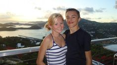 """Katie Prager, the wife in the real """"Fault in Our Stars"""" couple, died Thursday after complications from cystic fibrosis and a lung transplant. Film Love Story, Star Wars, Smart Quotes, Cystic Fibrosis, Marketing Software, Marketing Data, Internet Marketing, Losing A Child, Youtube Stars"""