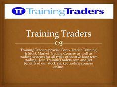 training-traders by trainingtraders via Slideshare