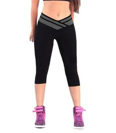 149f4694d07c0 New Fashion Women s Stretch Seventh Pants Casual Slim Skinny Sports Fitness  Trousers