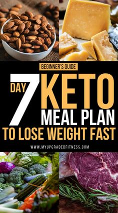 Starting keto diet: Thinking of starting the keto diet? As with any restrictive diet, keto diet comes with a set of challenges and food lists to eat and not to eat. This keto diet menu has all you need to start and keep your body in the state of ketosis. Diabetic Diet Meal Plan, Easy Keto Meal Plan, Diet Meal Plans To Lose Weight, 7 Day Meal Plan, Easy Meal Plans, Best Keto Diet, Ketogenic Diet Meal Plan, Ketogenic Diet For Beginners, Ketogenic Recipes