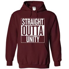 Straight Outta Unity T Shirt, Hoodie, Sweatshirt