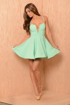 Fashion Nova Gabriella Dress