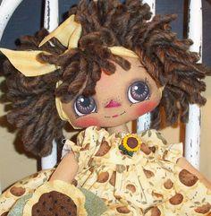Cute Raggedy doll!