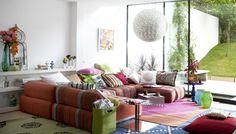 Cozy Living Room Decorating Ideas Image
