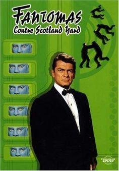 Fantômas contre Scotland Yard DVD ~ Jean Marais