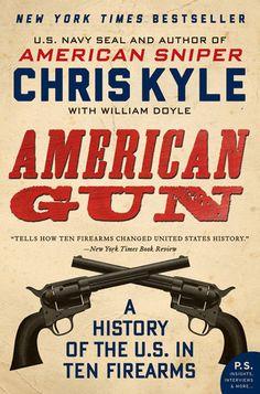 American Gun - Chris Kyle & William Doyle   Military...: American Gun - Chris Kyle & William Doyle   Military  569223777 #Military