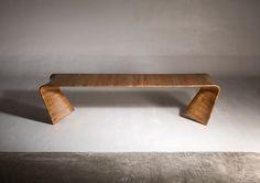 Kuria table designed by HenkaLab Wood Furniture, Furniture Design, Outdoor Furniture, Outdoor Decor, Table, Home Decor, Timber Furniture, Decoration Home, Room Decor