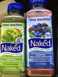 Buy naked juice drinks something