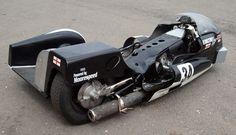 Moorespeed racing sidecar