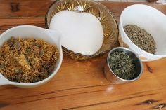 Natural Postpartum Care: DIY Herbal Sitz Bath