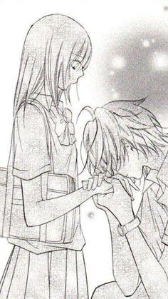 Namaikizakari Manga -  Yuki Machida ❤️ Shou Naruse