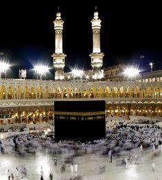 Tawaf in Makkah....Islam