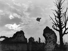 In World War I, balloons posed a deadly advantage