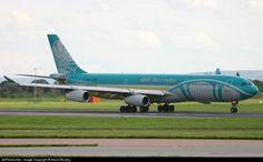 BWIA West Indies Airways Airbus A340-313