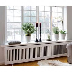 Classic Home Decor Themes That Are Always In Style Classic Home Decor, Classic House, Window Ledge Decor, Modern Radiator Cover, Home Radiators, Ikea Dining Room, Smart Home, Home And Living, Diy Furniture