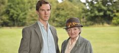 Benedict Cumberbatch dans la série Miss Marple