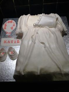 Christening cake ... All edible !