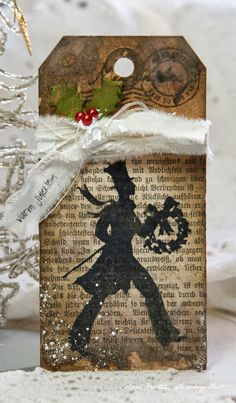 Anne's paper fun: Gift tags