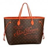 Louis Vuitton Neverfull GM Saint Tropez $199.99 http://www.louisvuittonfire.com/