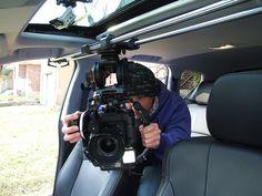DIY Underslung Rigging - Atlas 30 DSLR Camera Slider by cinevate106, via Flickr