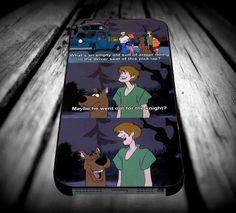 Scooby Doo for iPhone 4/4s/5/5s/5c/6/6 Plus Case, Samsung Galaxy S3/S4/S5/Note 3/4 Case, iPod 4/5 Case, HtC One M7 M8 and Nexus Case ***