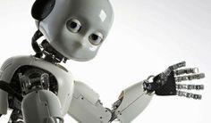 Tecnologia do Dia: ICub: Um Robô inteligente - com idade correspondente a uma criança de 4 anos, é um robô que pode se adaptar e aprender com seus erros. Utilizado em pesquisas na área de inteligência artificial, o robô foi desenvolvido para reproduzir os membros e sentidos de uma criança pequena. O iCub é usado em pesquisas que analisam até que ponto o desenvolvimento da criança é definido pelas características e formas do corpo humano.